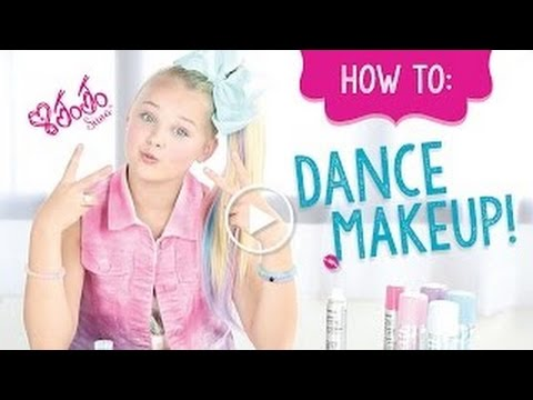 How To Create The Perfect JoJo Siwa Dance Make-Up | Make-Up Tutorial | Claire's Accessorie