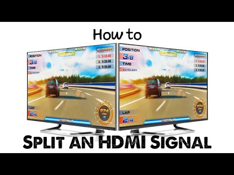 How to Split an HD Signal in 5 Easy Steps