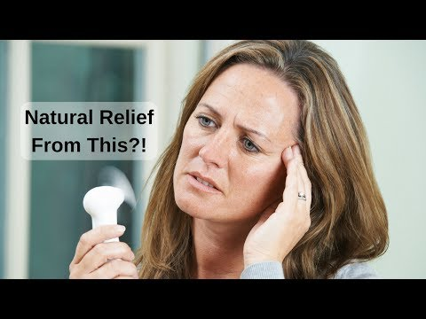 Natural Help for Menopause?