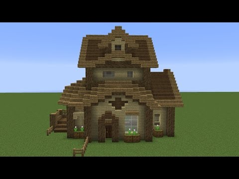 Minecraft: how to make a portal to your house - (minecraft portal to your house)