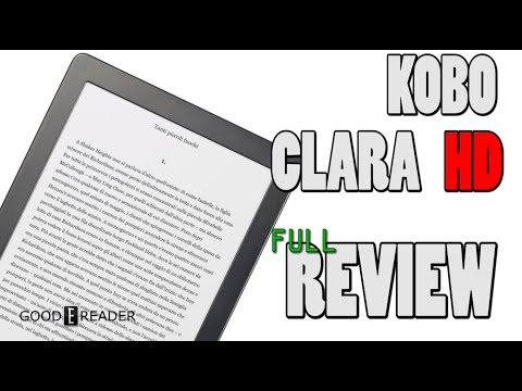 Kobo Clara HD Review