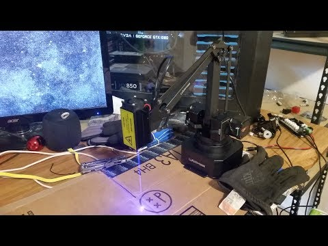 Intro and Overview of uArm Swift Pro - Teaching a Robotic Arm to Play Air Hockey