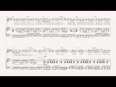 Alto Sax  - Zombie - The Cranberries -  Sheet Music, Chords, & Vocals