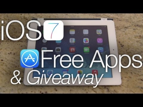 iPhone 5S Giveaway iOS 7 Get Paid Apps FREE 7.0.2 How To Without Jailbreak iPhone 5S,5C & iPad