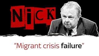 Nick Ferrari: Immigration policy