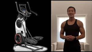 BOWFLEX Max Trainer M6 Review + Features Walkthrough   Before & After Transformation in 4 Weeks