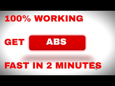 100% working- How to do 3-4th sit-ups correctly and get abs at home fast .