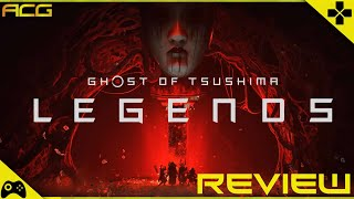 Ghost of Tsushima Legends Review More is Better