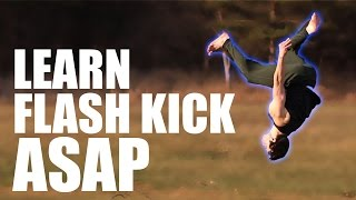 How to Flash Kick Flip | In Only 5 Minutes ASAP