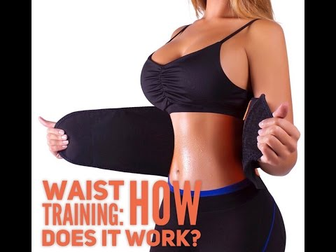 Waist Training: How to put on your waist trainer
