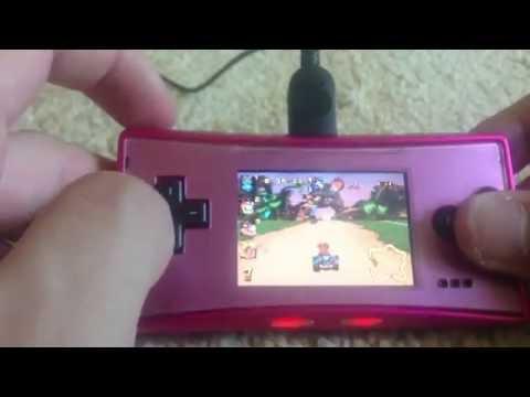 GameBoy Micro Retro 2013