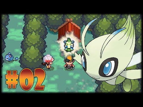 Pokémon Heart Gold (After Game) - Part 2: Celebi Event
