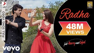 Download Radha - Full Song | Anushka | Shah Rukh | Pritam Video