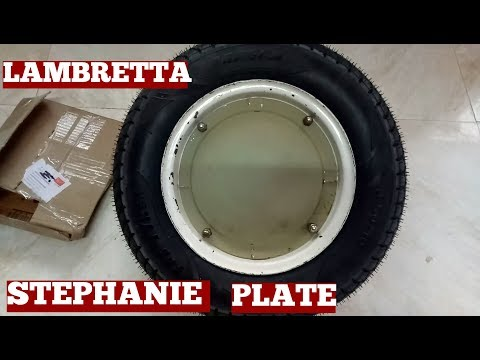 Lambretta Parts-Lambretta Scooter Parts-Stephanie Cover Plate Installation Explained By Ramesh