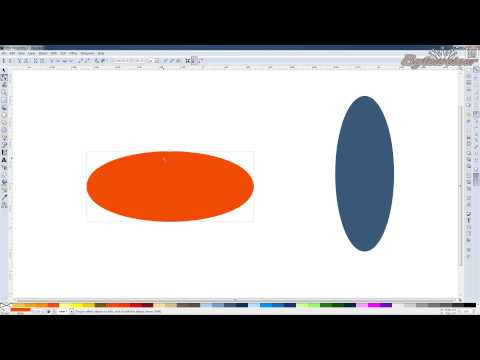 Byteweiser Inkscape Quick Tip #1:  Avoiding Trouble Ungrouping Shapes With Dynamic Offsets