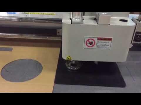 EPDM gasket cutting machine