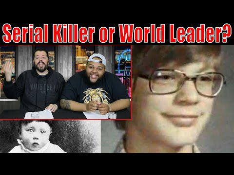Serial Killer or World Leader?  Baby Picture Game!
