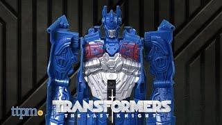 Transformers Last Knight Optimus Prime from Hasbro