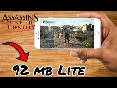 Download Assassin's creed Identity ( Only 92mb ) For Android Free....