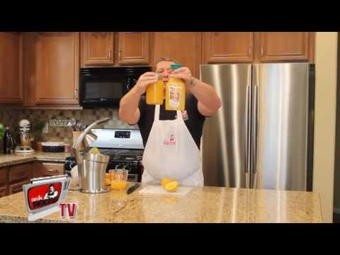 Fresh Squeezed Orange Juice vs Store Bought Simply Orange