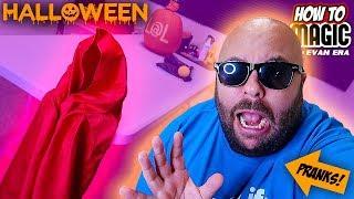 10 Magic Halloween Pranks! 🎃