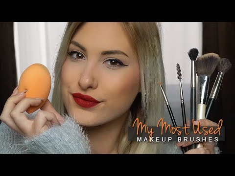My most used Makeup Brushes // Stefytalks