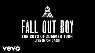 Fall Out Boy - Boys Of Zummer Live In Chicago (Teaser)