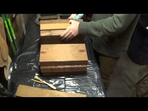 Building a 3 Foot Tall Wooden Nutcracker Hearth Decoration - #4