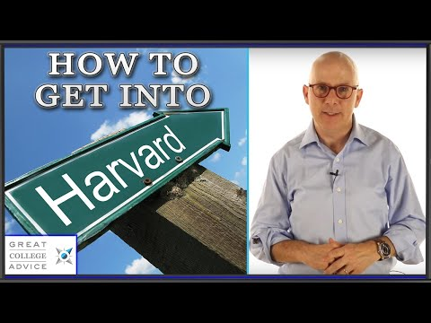 How To Get Into Harvard | Get a Professional's Advice