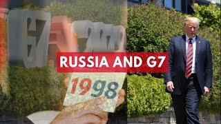 G7 Should Readmit Russia, Says President Trump