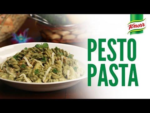 Pesto Pasta Recipe by Knorr