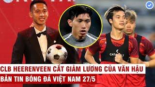 VN Sports 27/5 | HOT Hùng Dũng đoạt Quả Bóng Vàng, truyền thông Indo chê hàng công ĐTVN cùn