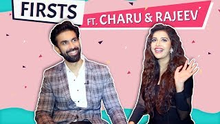 Charu Asopa And Rajeev Sen Share Their Firsts | Couples Special