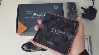 Egolggo S95XPro Android Box | Music Jinni