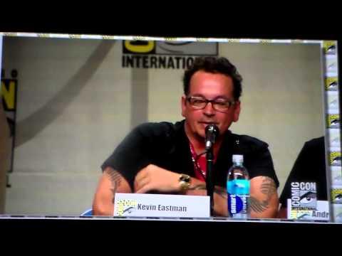 Comic-Con 2014 - Paramount Pictures Panel - Teenage Mutant Ninja Turtles 2 of 2