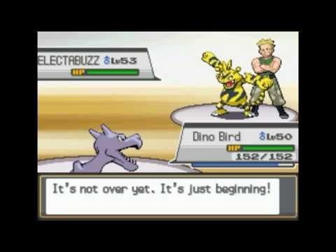 Pokemon HeartGold and SoulSilver Part 2 Kanto Gyms and Elite Four Battles