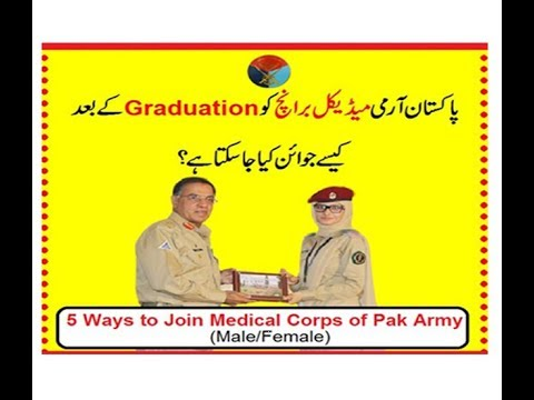 How to Join Army Medical Corps as GDMO.Commissioned Officer (Male/Female)