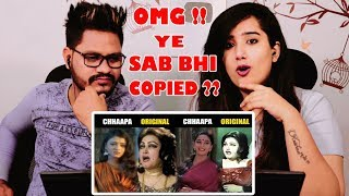 Indian Reaction On BOLLYWOOD SONGS STOLEN FROM PAKISTAN   SHOCKING   CHAAPA factory (PART 6)