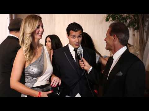 ChoiceTV Interviewed at Night of 100 Stars Oscar Party