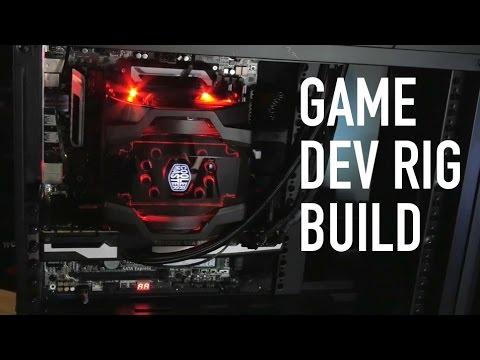 Build a Game Development Rig | Zweihänder UE 4 Engine Rig Build