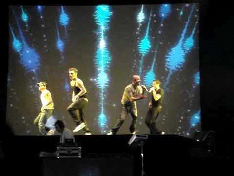 Backstreet Boys - The Call (Melbourne)