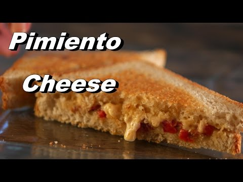 Southern Pimiento / Smoked Pimento Cheese Recipe - How to Make