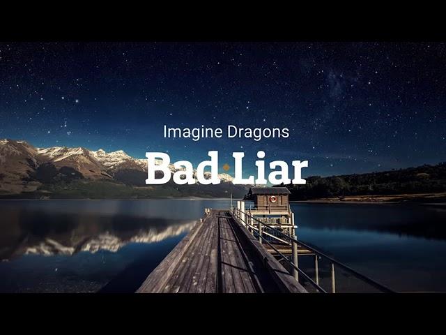 Imagine Dragon - Bad Liar (1 Hour, 1 hora)