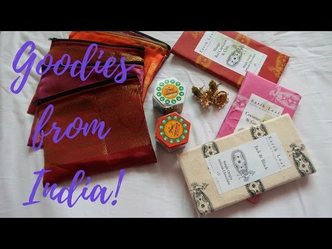 VLOG #10 THINGS TO BUY FROM INDIA!