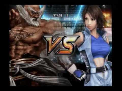 2 4 Tekken 5 Arcade History Gameplay 9 06 13 Tekken 5 Arcade History Cheats