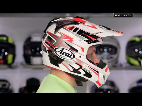 Arai VX Pro 4 Helmet Review at RevZilla.com