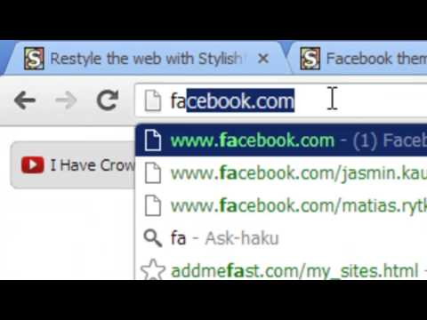 How to change FaceBook Theme - Skins [2013] [No-Surveys]
