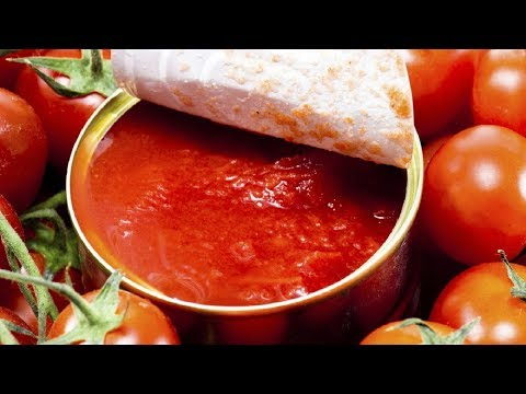 Why You Should Eliminate Canned Tomatoes From Your Diet