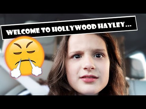 Welcome to Hollywood Hayley 😤 (WK 377.3)   Bratayley