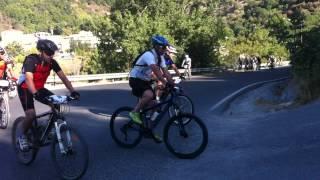 Ruta de Bicicleta de Montaña
